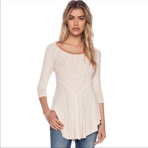 Free People Weekends Tunic Size M